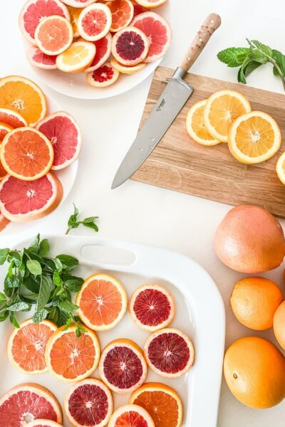 Citrus Fruit Vitamin C